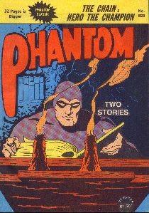 Frew - The Phantom Issue #893