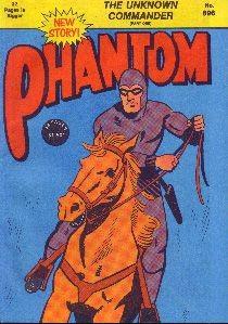 Frew - The Phantom Issue #896