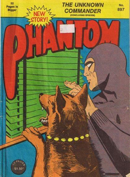 Frew - The Phantom Issue #897