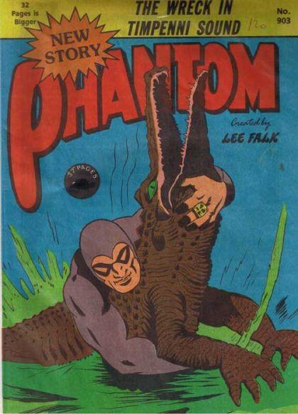 Frew - The Phantom Issue #903