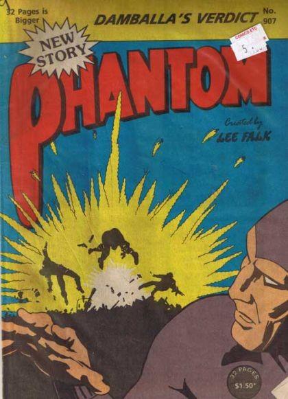 Frew - The Phantom Issue #907