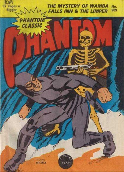Frew - The Phantom Issue #909