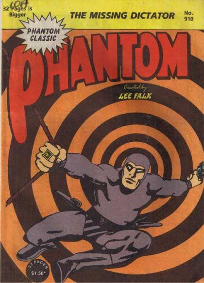 Frew - The Phantom Issue #910