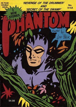 Frew - The Phantom Issue #914A