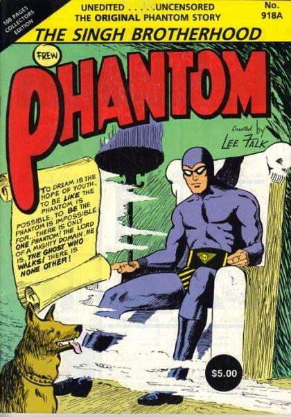 Frew - The Phantom Issue #918A