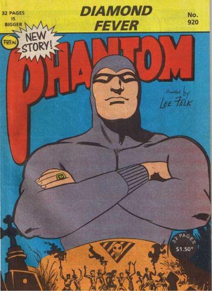 Frew - The Phantom Issue #920