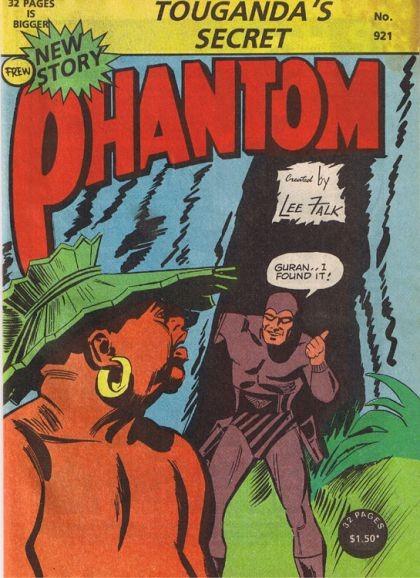Frew - The Phantom Issue #921
