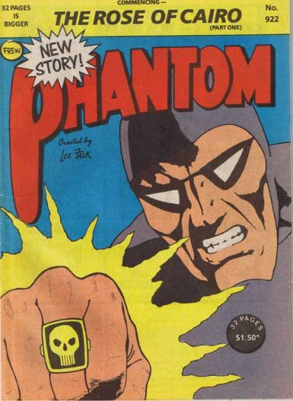 Frew - The Phantom Issue #922