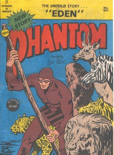 Frew - The Phantom Issue #931