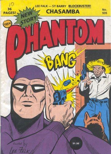 Frew - The Phantom Issue #935