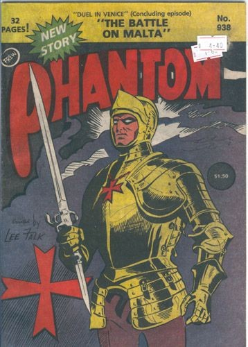 Frew - The Phantom Issue #938