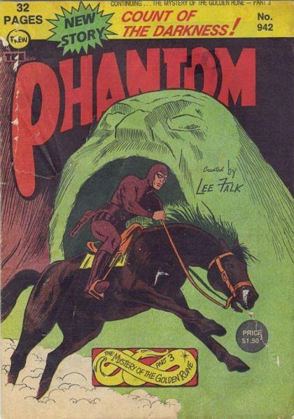 Frew - The Phantom Issue #942