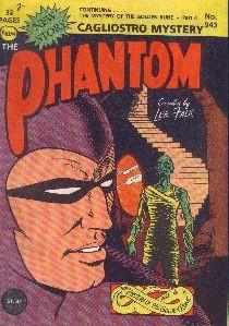Frew - The Phantom Issue #943