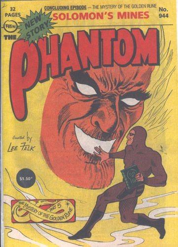 Frew - The Phantom Issue #944