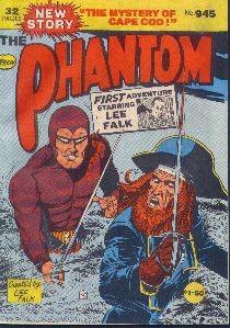 Frew - The Phantom Issue #945