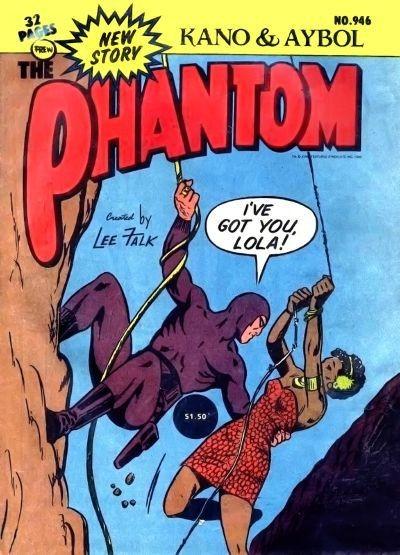 Frew - The Phantom Issue #946