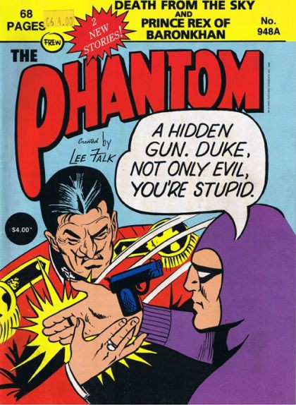 Frew - The Phantom Issue #948A