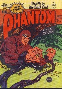 Frew - The Phantom Issue #952
