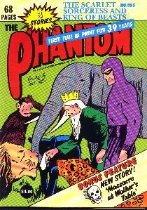 Frew - The Phantom Issue #955