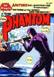 Frew - The Phantom Issue #962