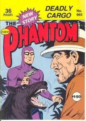 Frew - The Phantom Issue #965