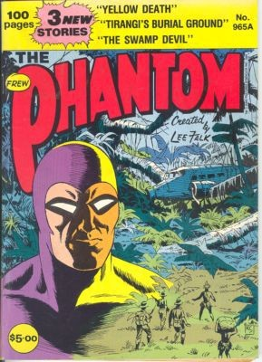 Frew - The Phantom Issue #965A