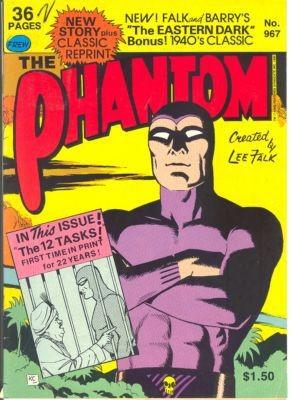 Frew - The Phantom Issue #967