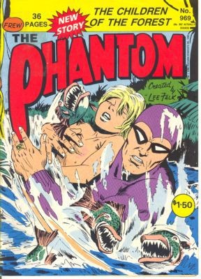 Frew - The Phantom Issue #969