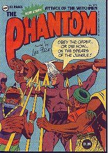 Frew - The Phantom Issue #971