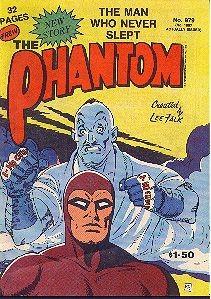 Frew - The Phantom Issue #979