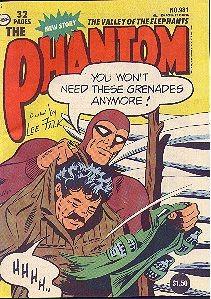 Frew - The Phantom Issue #981