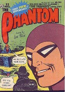 Frew - The Phantom Issue #982