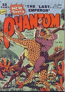 Frew - The Phantom Issue #984