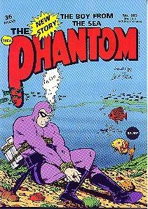 Frew - The Phantom Issue #985