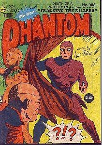 Frew - The Phantom Issue #988