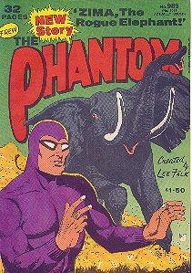 Frew - The Phantom Issue #989