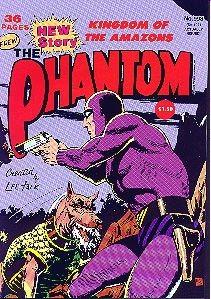 Frew - The Phantom Issue #993