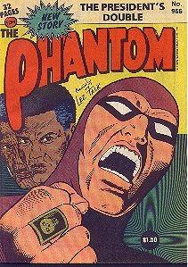 Frew - The Phantom Issue #996