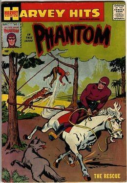 Harvey Hits - The Phantom Issue #1