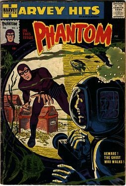 Harvey Hits - The Phantom Issue #6