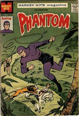 Harvey Hits - The Phantom Issue #26