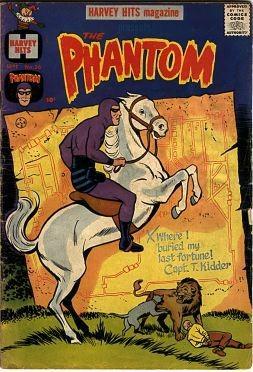 Harvey Hits - The Phantom Issue #36