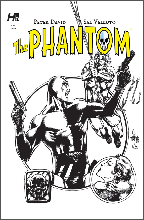 Hermes Press - The Phantom Issue #2A