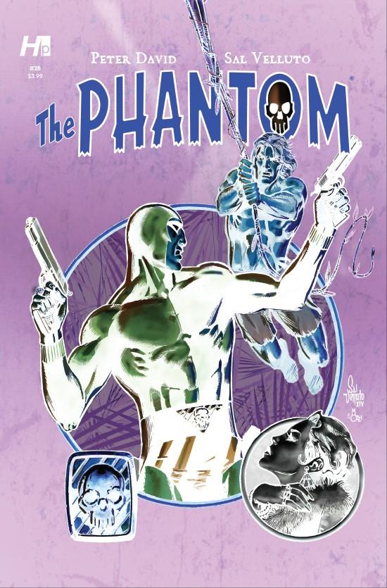 Hermes Press - The Phantom Issue #2B