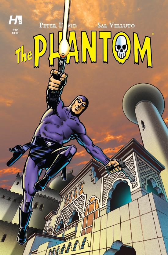 Hermes Press - The Phantom Issue #2D