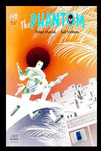 Hermes Press - The Phantom Issue #Negative Variant  1N