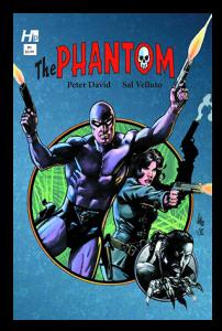 Hermes Press - The Phantom Issue #Regular Cover 1