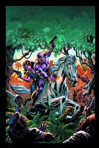 Hermes Press - The Phantom Issue #Virgin Variant  1K