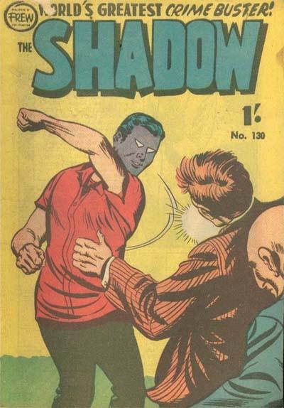 Frew - Shadow Issue #130