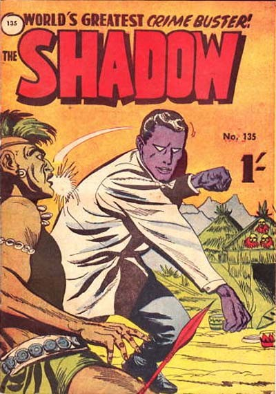 Frew - Shadow Issue #135